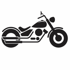 Harley Davidson Bike svg cut file