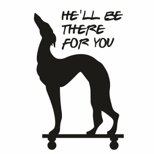 He Will Be There For You Svg