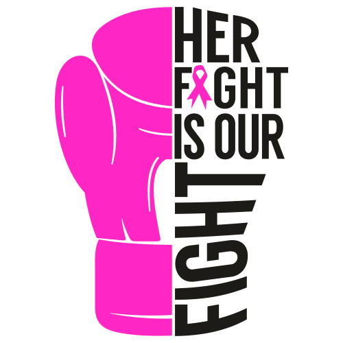 Her Fight Is Our Fight Svg