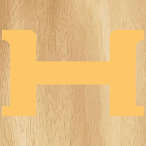 Hermes H Logo Svg