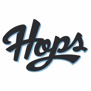 Hillsboro Hops Logo Vector Download