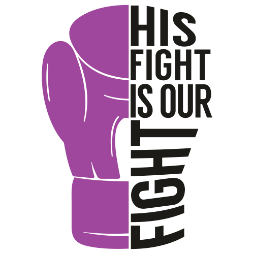 His Fight Is Our Fight Svg