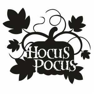 Hocus Pocus Clipart