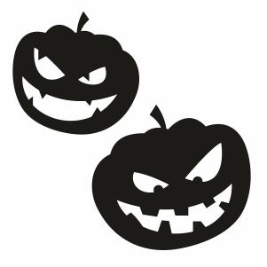 Halloween Head Svg