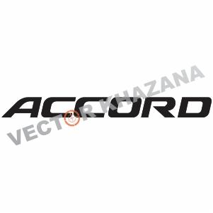 Honda Accord Logo Svg