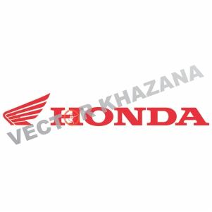 Honda Bike Logo Svg