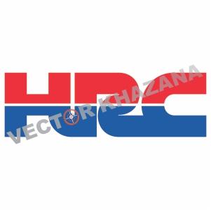 Honda HRC Logo Svg