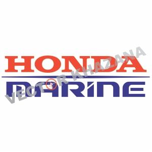 Honda Marine Logo Svg