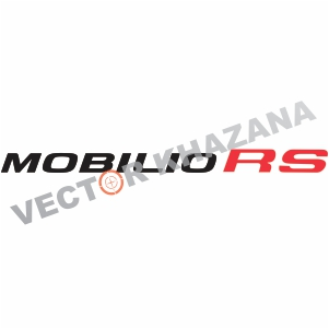Honda Mobilio  RS Logo Vector