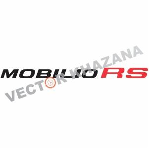 Honda Mobilio RS Logo Svg