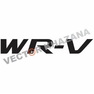 Honda WR-V Logo Svg