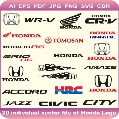 Honda Pack Logo