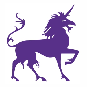 Horse Unicorn vector