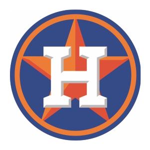 Houston Astros Logo Vector