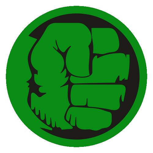 Hulk Logo Vector