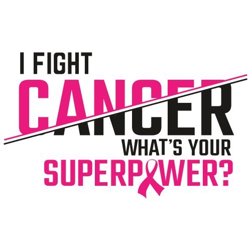 I Fight Cancer Svg