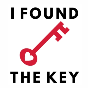 I Found The Key vector file