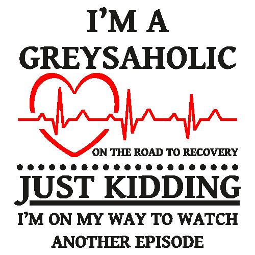 Greysaholic Svg