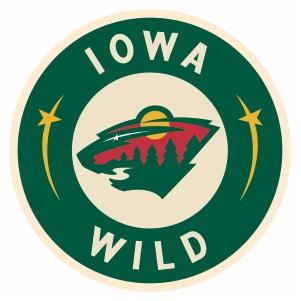 Iowa Wild Logo Svg