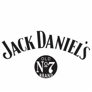 Jack Daniels No 7 Logo Svg