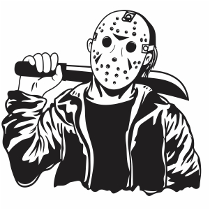 Jason Voorhees killer Vector