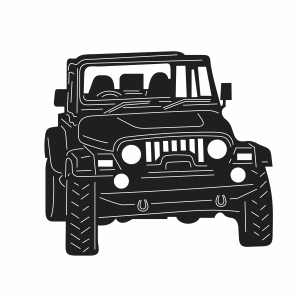 Jeep Car Clipart