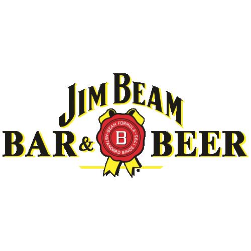 Jim Beam Bar And Beer Svg