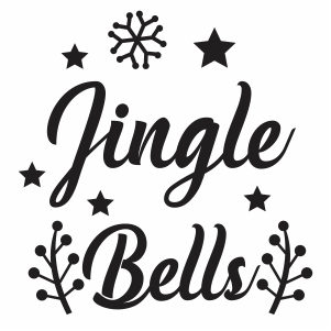 Jingle Bells Svg
