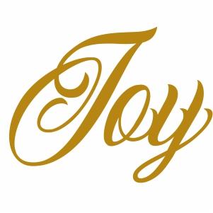 Joy Svg