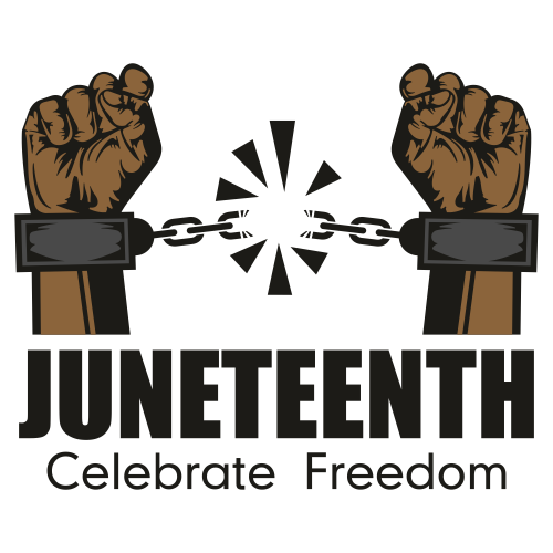 Juneteenth Celebrate Freedom Svg