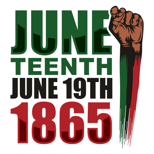 June 19th 1865 Svg