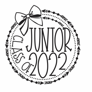 Junior Class Of 2022 Vector