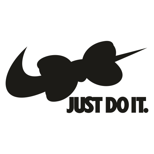 Just Do It Nike Logo Svg