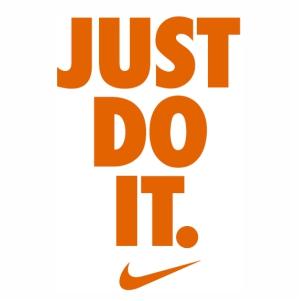 Just do it logo Vector