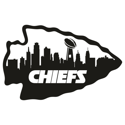 Kansas City Skyline Svg