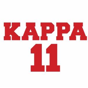 Kappa Alpha Psi 1911 Fraternity Svg