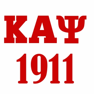 Kappa Alpha Psi 1911 Svg