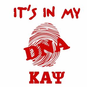 Kappa Alpha Psi DNA Svg