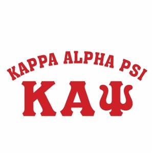 Kappa Alpha Psi Sign Svg