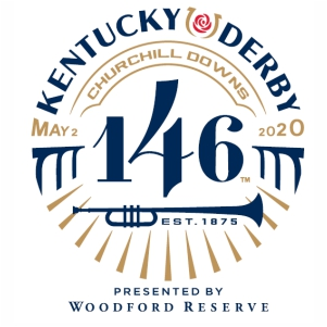 Kentucky Derby logo 2020 svg cut