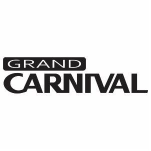 Kia Grand Carnival Logo Vector