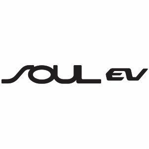 Kia Soul EV Logo Svg