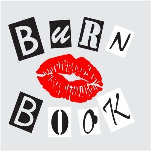 Burn Book Svg Mean Girl Svg Cut File Download Jpg Png Svg Cdr Ai Pdf Eps Dxf Format