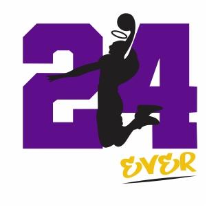 Forever Kobe Vector