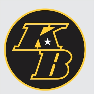 Kobe Bryant Patch Logo Vector
