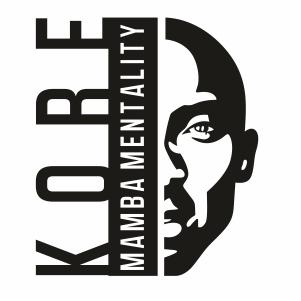 Kobe Mamba Mentality Svg