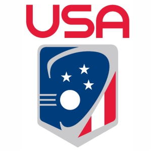 US Lacrosse Womens World Championships 2021 vector