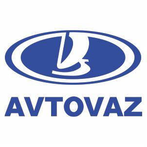 Lada Avtovaz Logo Vector