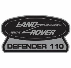 Land Rover Defender Logo Vector