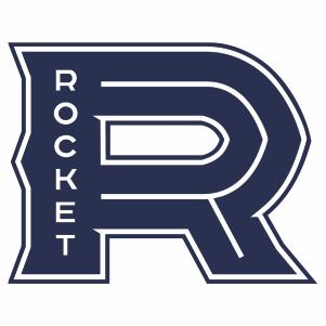 Laval Rocket Logo Vector Download
